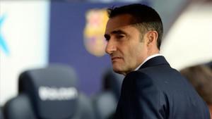 Ernesto Valverde, en una imagen de archivo