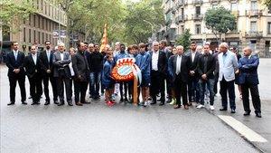 El Espanyol no fallará a la ofrenda floral.