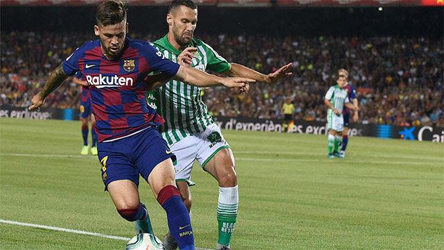Estreno de lujo: Carles Pérez marcó con el primer equipo un auténtico golazo