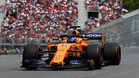Fernando Alonso en el GP de Canadá