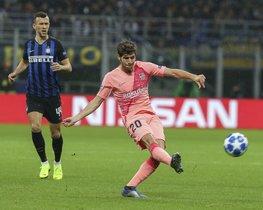 Inter Milan, 0-FC Barcelona, 0