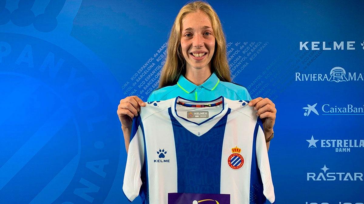 Joanna Vega ficha por el Espanyol