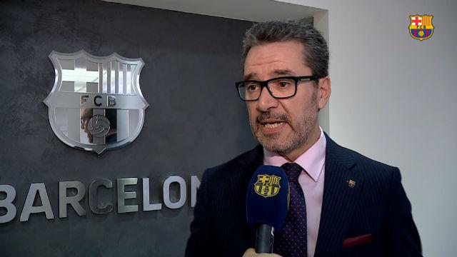Josep Vives: El Barça está de acuerdo con las decisiones se están tomando