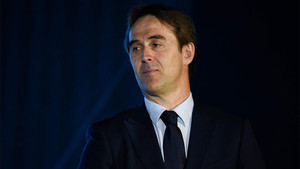 Julen Lopetegui, nuevo entrenador del Real Madrid, será presentado este jueves 14 de junio