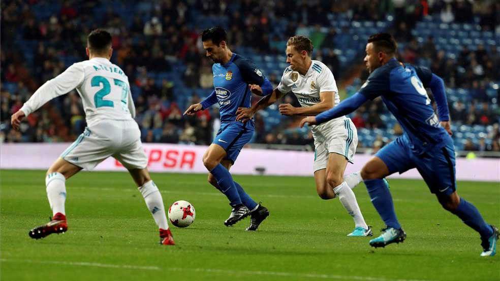 LACOPA | Real Madrid - Fuenlabrada (2-2)