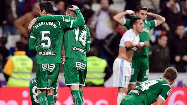 LACOPA | Real Madrid - Leganés (1-2)
