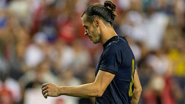 Los altibajos de Bale en el Real Madrid