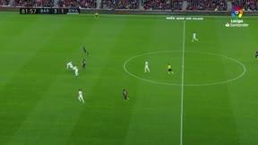 Luis Suárez abusó del Madrid con un hat-trick