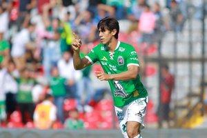 Macías está dentro de los mejores goleadores del Apertura 2019