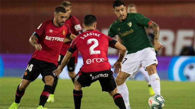 Mallorca y Athletic empatan a penaltis fallados
