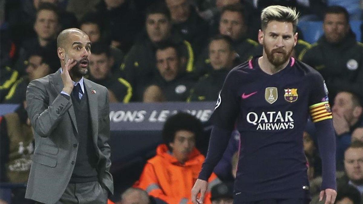 El Manchester City no va a por Leo Messi