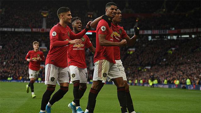 El Manchester United se lleva los tres puntos ante el Brighton