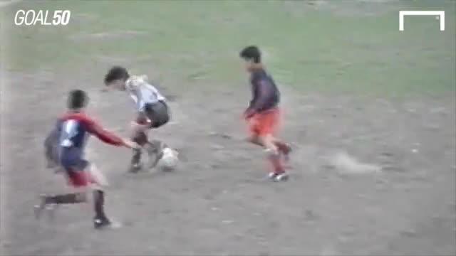 El maravilloso gol de Leo Messi