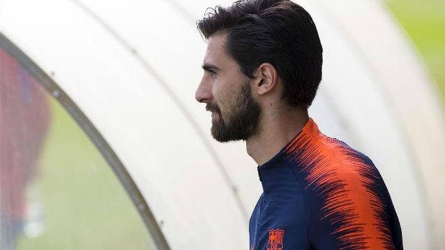 El motivo por el que André Gomes no ha triunfado en el Barça