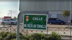 El motivo por el que la calle del Ikea de Valladolid se llama Me falta un tornillo