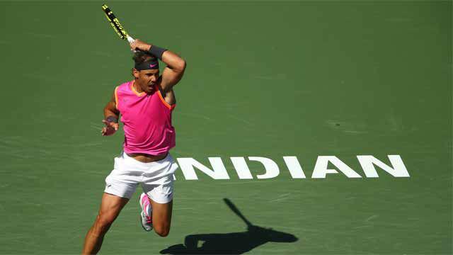 Nadal: Será un placer jugar contra Federer