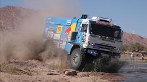 Nikolaev y Kamaz, ganadores del Dakar 2017