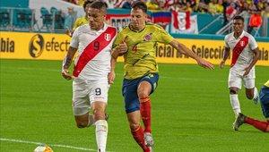 Paolo Guerrero es la figura de la selección peruana