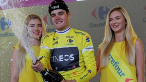 Pavel Sivakov, ganador de la Vuelta a Polonia