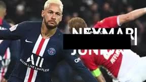 El perfil de Neymar