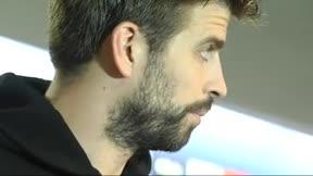 Piqué defiende la decisión de Valverde de dejar fuera a Dembélé: ¿Es el que manda