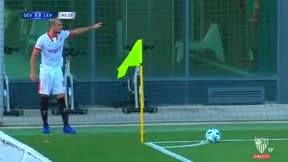 Rakitic marca su primer gol con el Sevilla ante el Levante