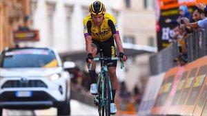 Roglic, campeón en la Tirreno-Adriático