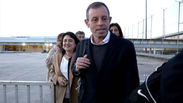 Rosell descarta formar parte de una candidatura para presidir el Barça