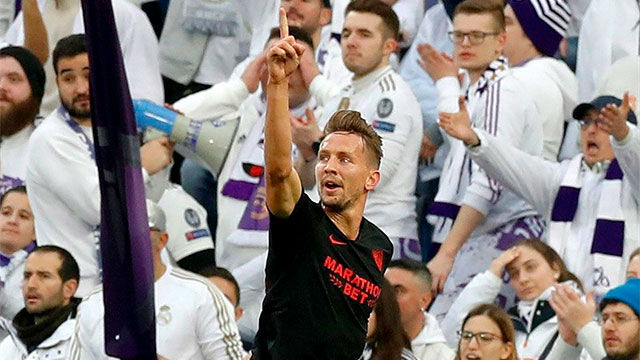 ¡A la segunda fue la vencida! El golazo de De Jong en el Bernabéu