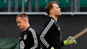 Ter Stegen y Neuer, una competencia que viene de lejos