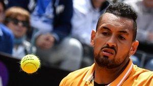 Una polémica más para Kyrgios: Afirma que no estará en Roland Garros por enfermedad