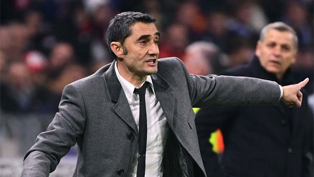 Valverde: Es un resultado peligroso