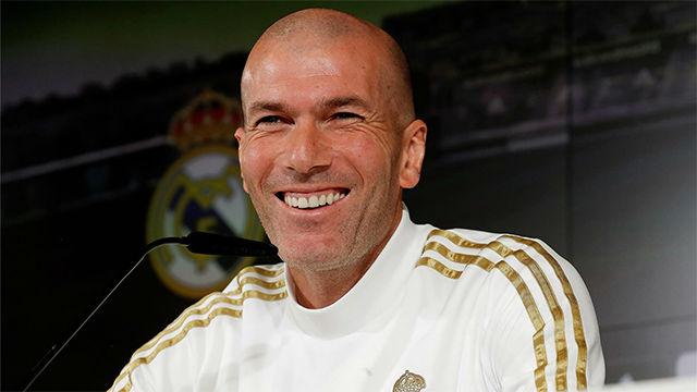 Zidane: Es hora de que Hazard vuelva al equipo