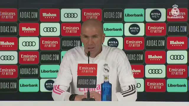 Zidane: Nunca he pensado que soy intocable