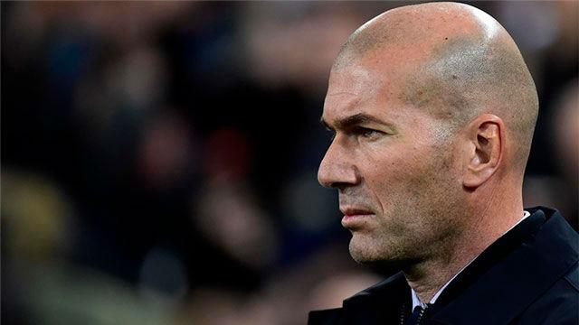 Zidane, sobre la suplencia de Casemiro: Estaba pensando únicamente en el partido de hoy