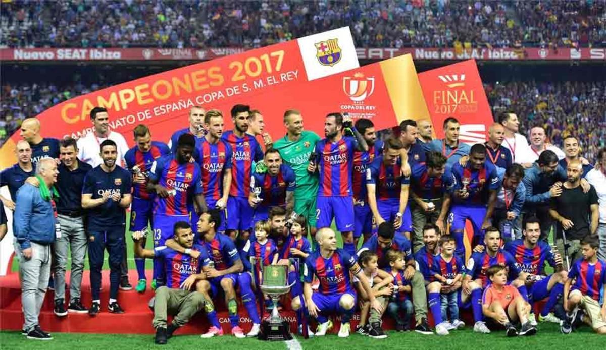 Calendario Copa del Rey 2017 / 2018 - Fecha de la final