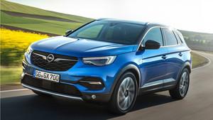 Nueva versión del Opel Grandland X
