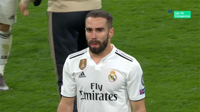 """Carvajal: """"Yo quiero ir al Camp Nou y ganar. Lo demás me da igual"""""""