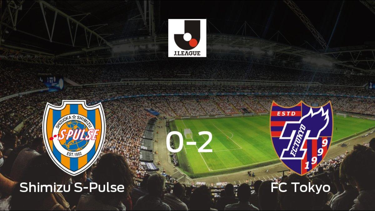 El FC Tokyo derrota en el IAI Stadium Nihondaira al Shimizu S-Pulse (0-2)