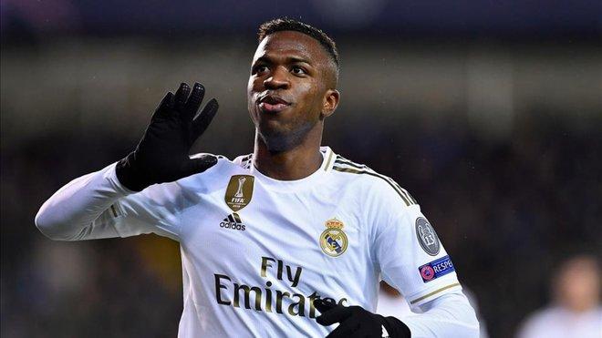 """Vinicius: """"A Sterling también le costaba meter goles"""""""