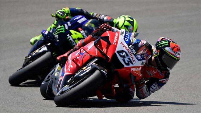Sigue en directo la clasificación de MotoGP del GP de Catalunya
