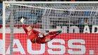 Alemania empató 2-2 frente a Argentina pese a las paradas de Ter Stegen