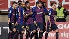Aleñá, felicitado por Arturo Vidal