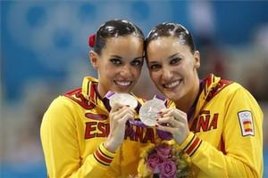 Andrea Fuentes y Ona Carbonell lograron la plata en dúo