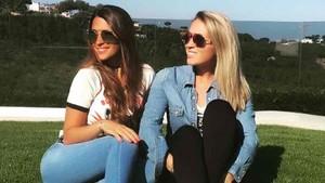Antonella Roccuzzo y Sofía Balbi inaugurarán una tienda