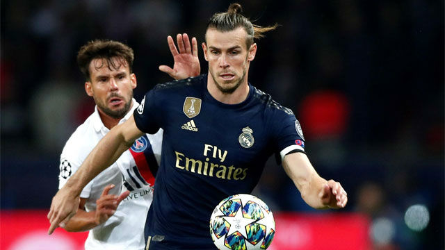 Bale back in the fold but not fit to face Betis -Zidane
