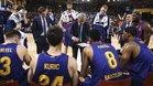 El Barça arranca en la Euroliga el viernes 4 de octubre