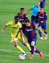 El Barcelona de Koeman convenció en su estreno de LaLiga Santander