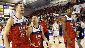 El Baxi Manresa sigue lanzado en la Champions