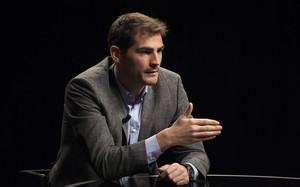 Casillas prefirió guardar silencio por el bien del club